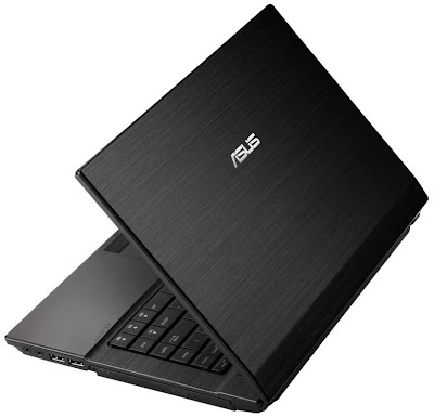 Asus P31S and P41S Professional Laptop
