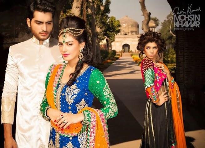 MariaB Wedding Wear Fall-2014 2015