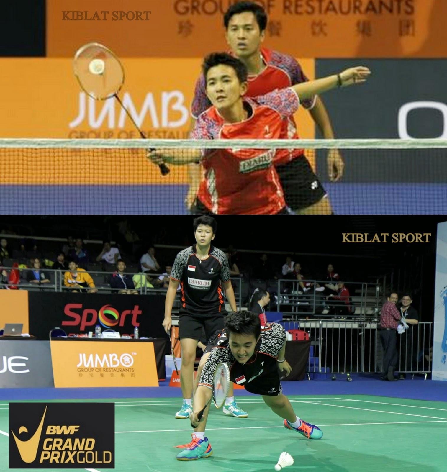 Wakil Indonesia Raih Dua Gelar Juara Di Yonex US Open Championship 2014