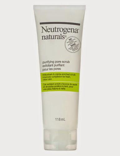 Neutrogena Naturals Purifying Pore Scrub Review