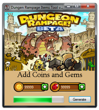 Dungen Rampage hack 2013 DOWNLOAD! ~ Best Games Download