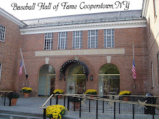 Baseball Hall of Fame- Cooperstown, NY