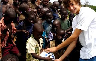 Ryan Hreljac, el niño que facilitó la vida a miles de africanos