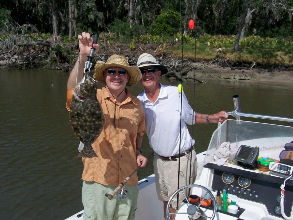 Amelia island fishing reports flounder pounding for Amelia island fishing report