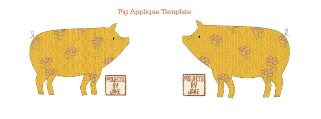 http://shopprojectsbyjane.blogspot.sg/2016/01/pig-applique-template.html