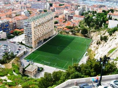 10. Estadio Francis di Giovanni (Francia)
