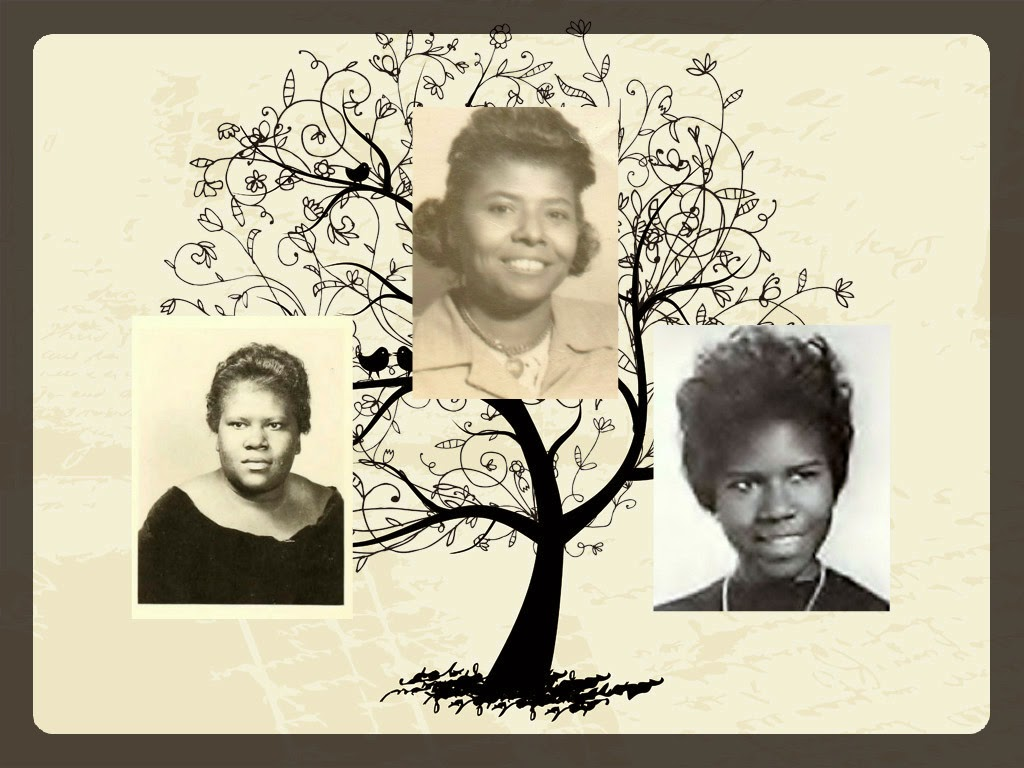 52 Ancestors --2015 Edition #2 Melba Lee Gwyn McCarther How Did I Get Here? My Amazing Genealogy Journey