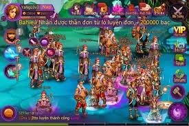 the gioi game mobile dien thoai cam ung