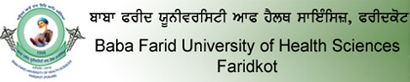 Baba Farid University of Health Sciences Result of MBBS Final Prof. Part-II Exam May/June 2012 (held in March 2012)