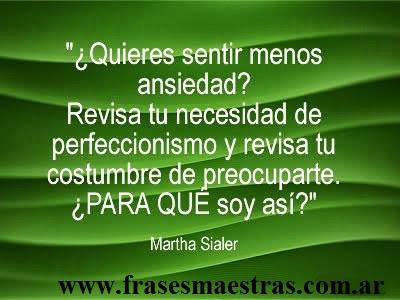 frases de Martha Sialer