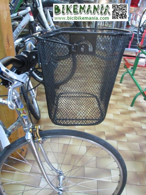 Bicicletas bikemania cesta ventura manillar - Cestas para bicicletas ...
