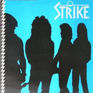 Strike - Strike (EP) (1984)