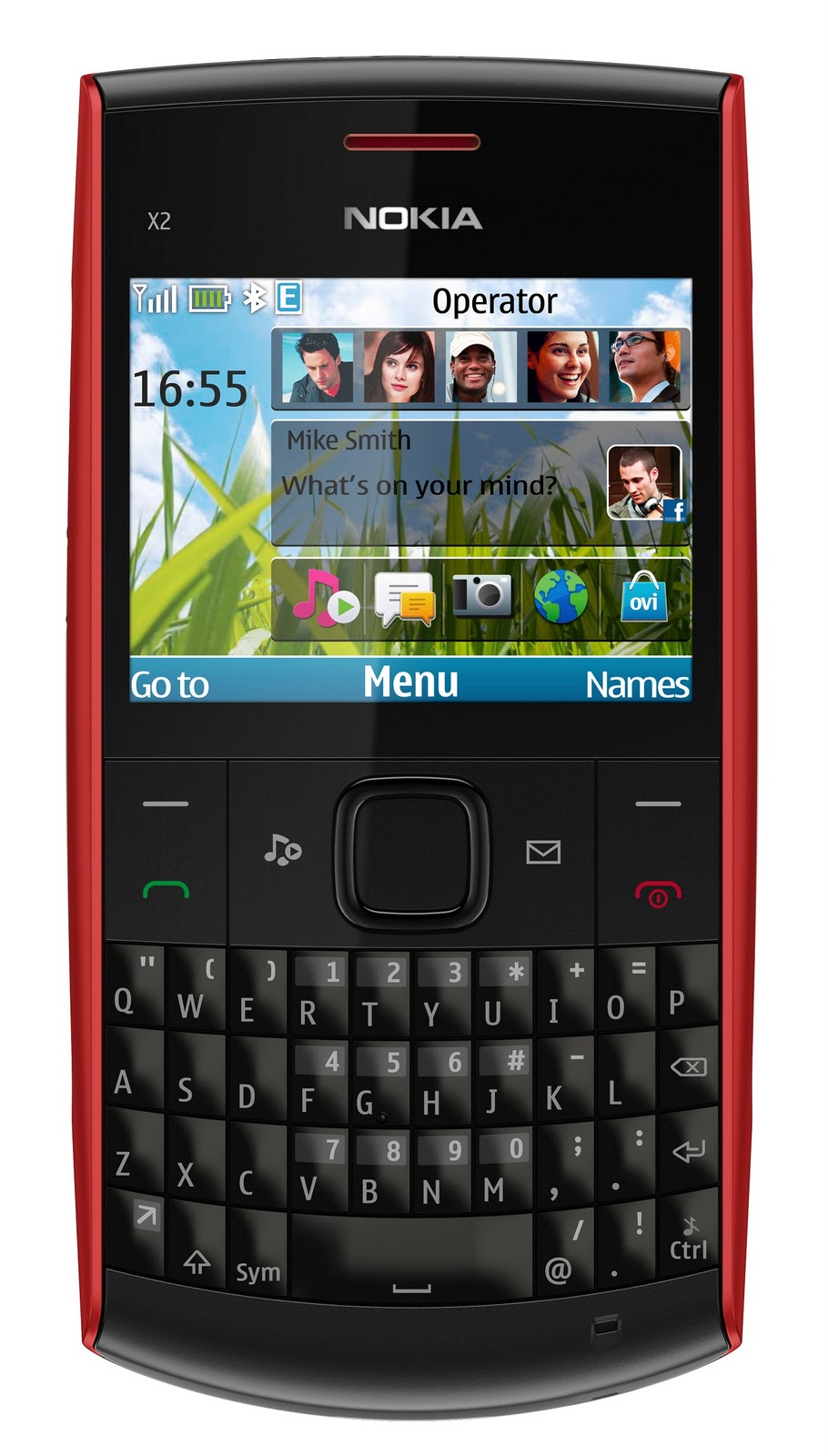 Latest mobile phones nokia x2 01