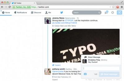Twitter Tambah Fitur Notifikasi di Web