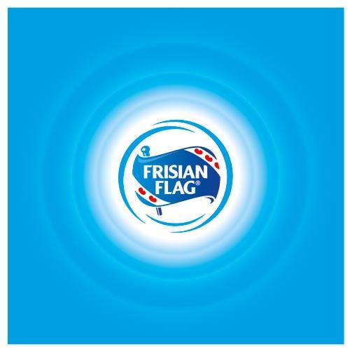 Dikenal dengan nama Susu Bendera oleh masyarakat Indonesia, Frisian