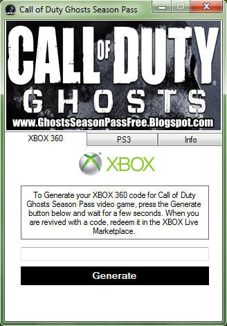 call of duty ghosts instructions