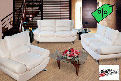 Imagenes de comedores de muebles troncoso for Muebles troncoso salas