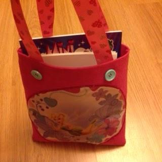 kids, summer activity bag, tutorial