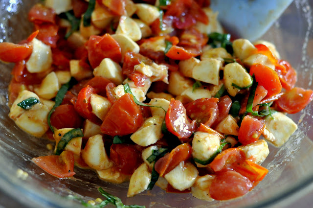 Caprese Salad | Taste As You Go
