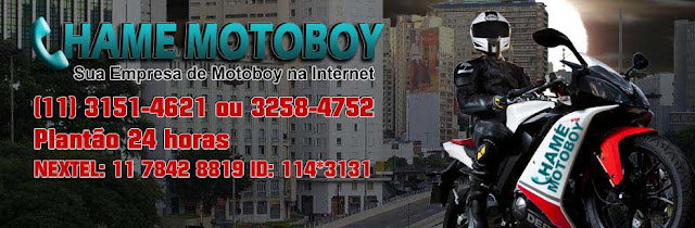 Motoboy 24 Horas