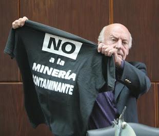 Galeano en Mendoza, 22 de marzo: homenaje a los militantes del agua