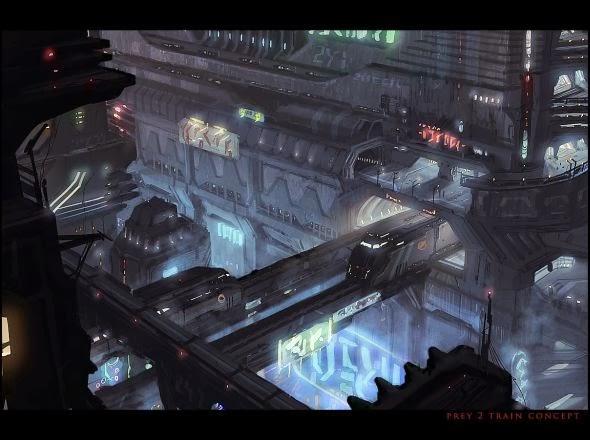 Hugo Martin illustrations conceptual arts movies games fantasy science fiction