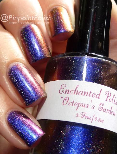 Octopus's Garden, Enchanted Polish, swatch