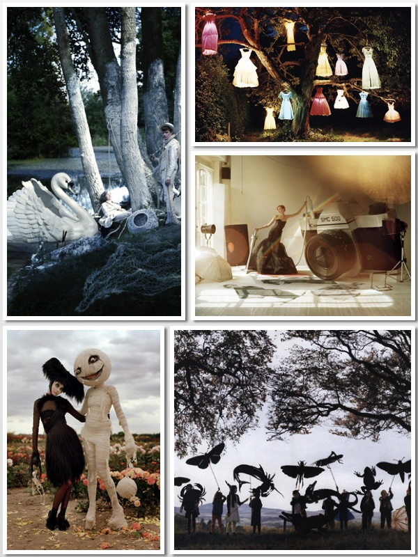 Tim Walker Fashion Photography