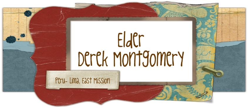 Elder Derek Montgomery