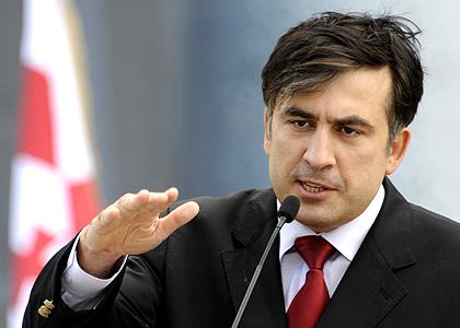 Szaakasvili Moszkvát és Ivanisvilit támadja