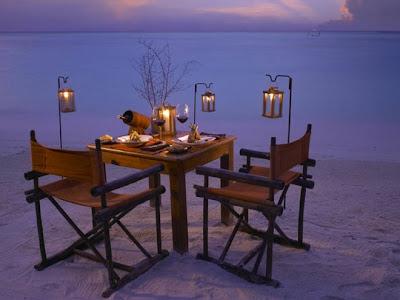 Fondos Romántica en la Playa