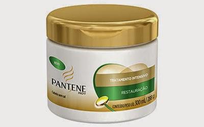 tratamento intensivo Restauração Pantene Pro-V