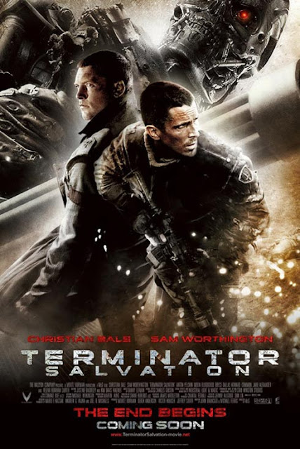 terminator salvation poster Filmography (old layout)