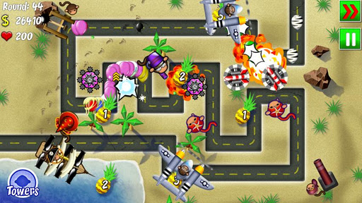 Bloons TD 4 apk