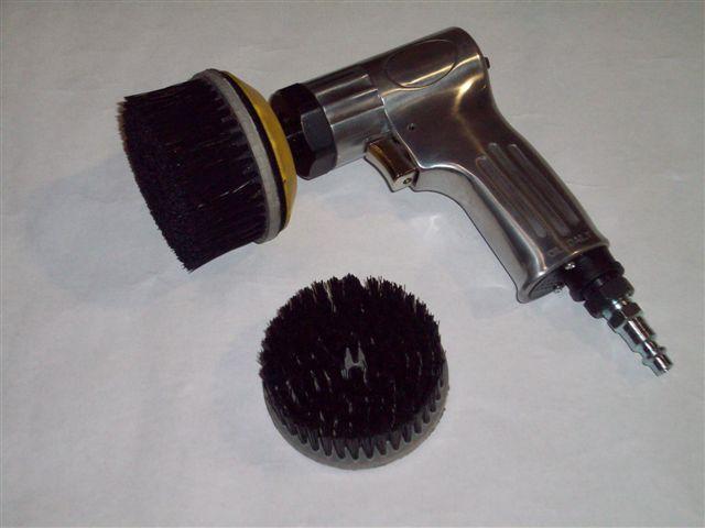 Mini Pneumatic Rotary Shampooer Detail Plus Auto