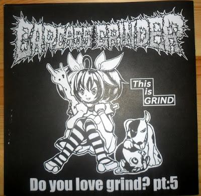 Carcass Grinder / Intestinal Disease - Untitled / Live At Mol 21/12/95