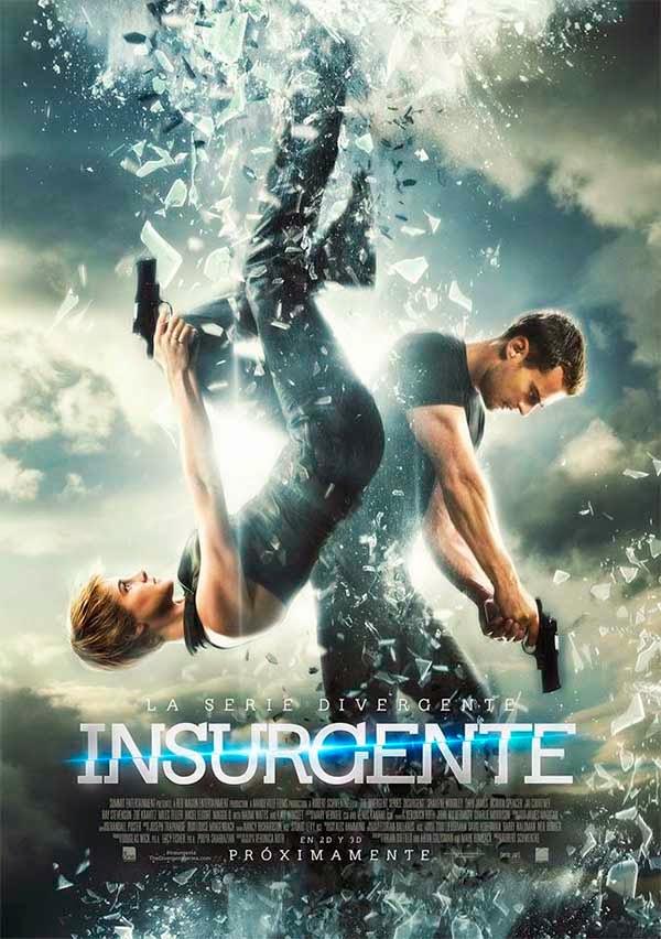 Poster Final Insurgente (Saga Divergente)