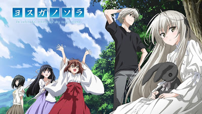 Yosuga No Sora Complete Episode 01-12 END (MKV-480p) Subtitle Indonesia