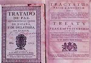Tratado de Utrech - Historia de las Civilizaciones