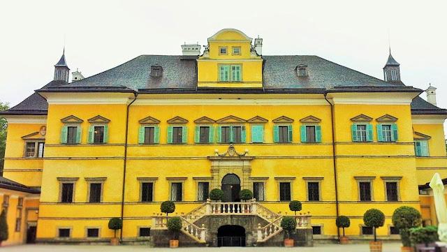 Visitare il Castello di Hellbrunn a Salisburgo