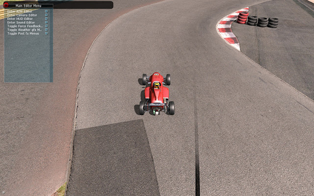 Previews rFactor 2 croft Circuit