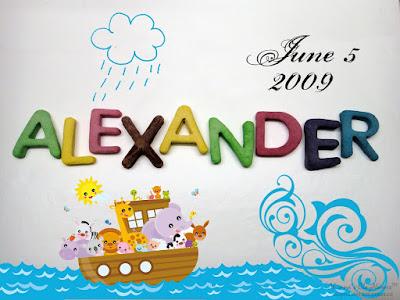 Alexander June 5 2009