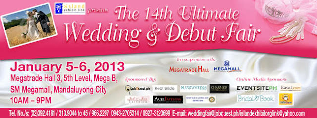 The 14th Ultimate Wedding & Debut Fair