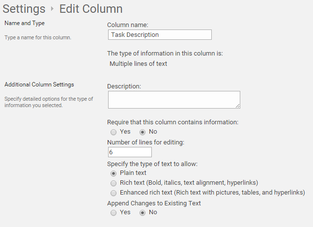 More SharePoint: Syncing fields from Project Pro to SharePoint Online