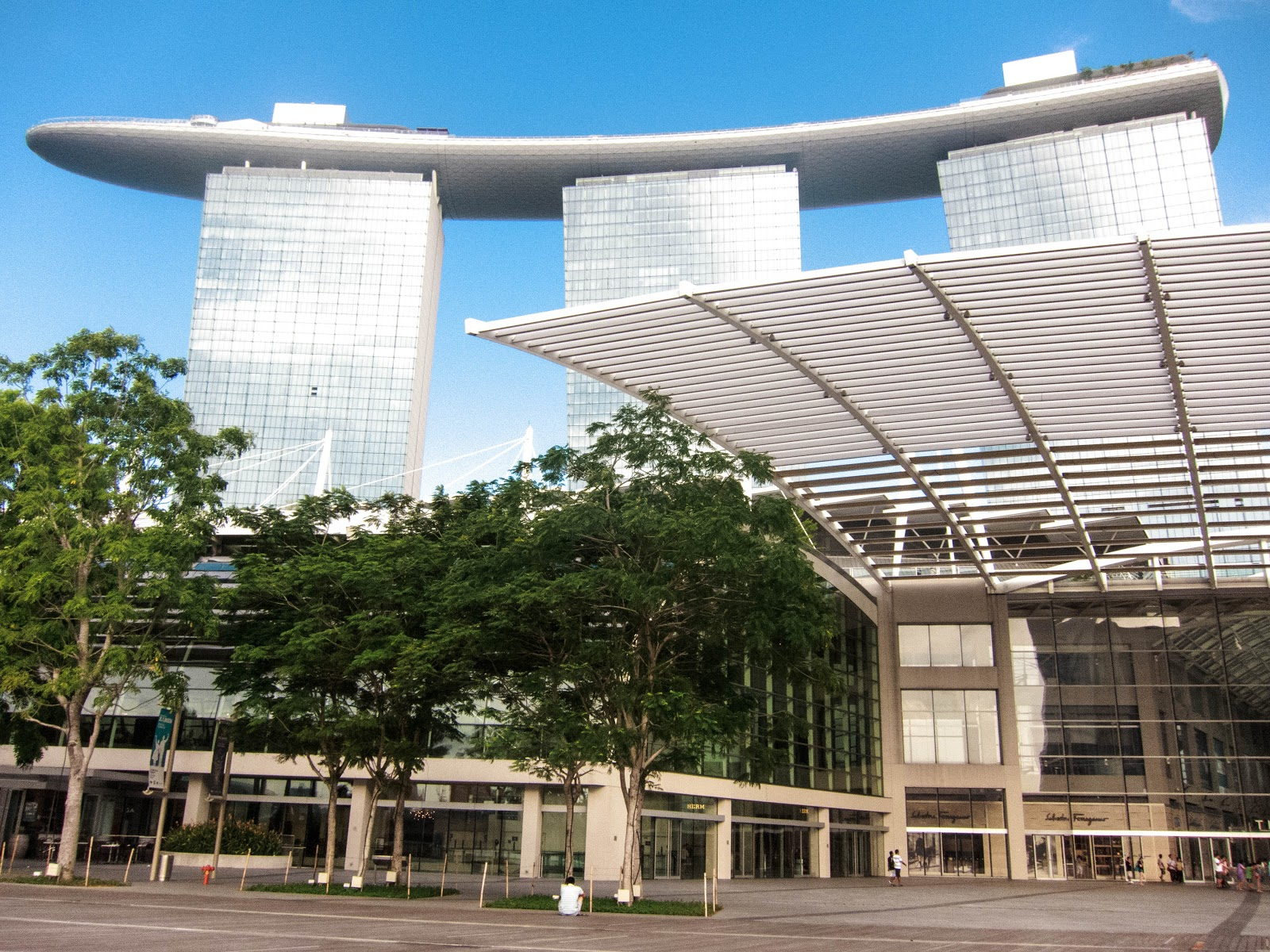 Marina Bay Sands, Singapore | Svelte Salivations - Travel