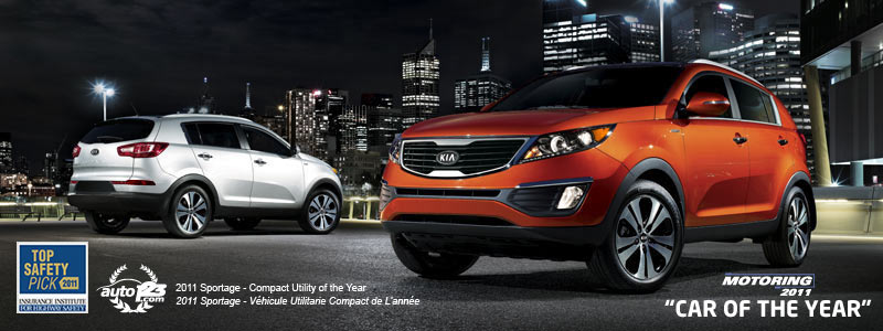kia new sportage