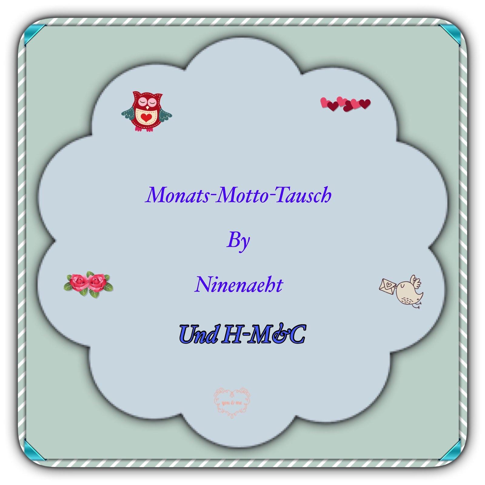 Monats-Motto-Tausch