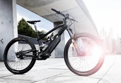 Εφαρμογή πατέντας της BMW i σε eBike με καινοτόμο σύστημα κίνησης μέσα στο ψαλίδι !