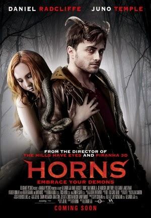 'Horns'  -  Fuera del podio