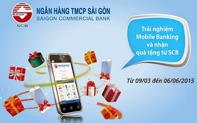 SCB Mobile banking app